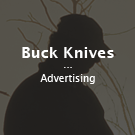 Buck Knives - Advertising
