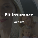 Fit Insurance - Identity, Collateral, Website