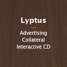 Lyptus - Advertising, Collateral, Interactive CD